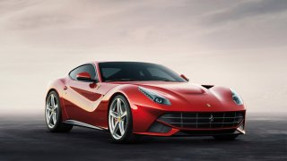 Photo is from Ferrari's photo gallery on the Ferrari F12berlinetta