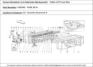 Maserati 4200 Fuse Box : 22 Wiring Diagram Images  Wiring