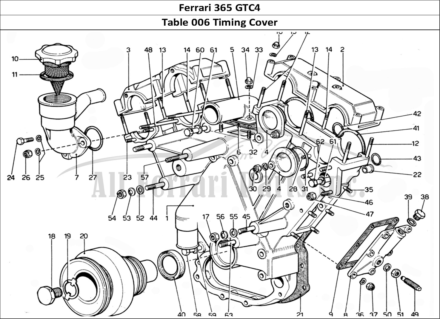 Diagram Of Engine Jaguar Xj