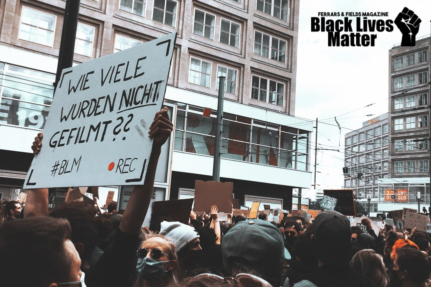 Editorial: #blacklivesmatter