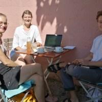 Interview mit Lieberté: Was werde ich gewesen sein?