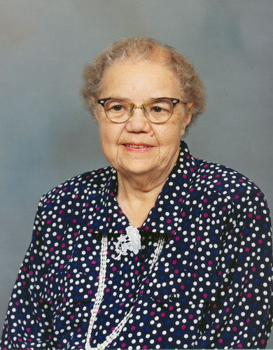 Vera Mann Jenkins -- 1913-2009