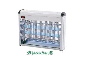 matainsectos electrico 16w (2x8w) aluminio