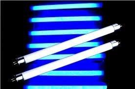 tubo fluorescente matainsectos 16w