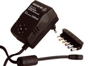 alimentador electronico ac/dc universal de 1800ma