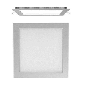 downlight led niquel 18w