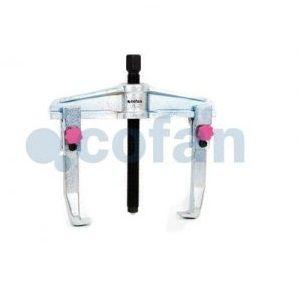 extractor 2 garras articuladas