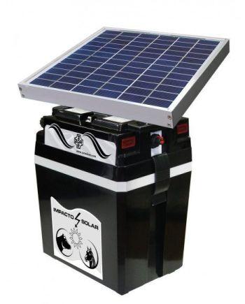 pastor eléctrico impacto solar