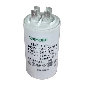 condensador para motor