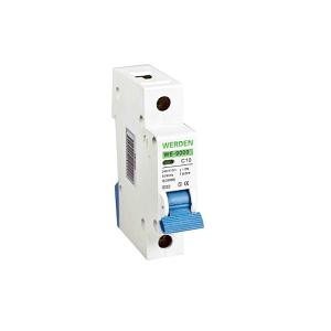 interruptor magnetotermico 1p
