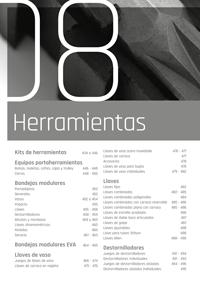 Infotool 27 (08 Herramientas)