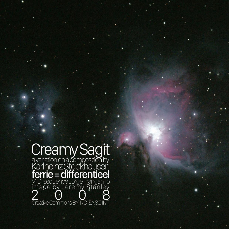 Creamy Sagit cover