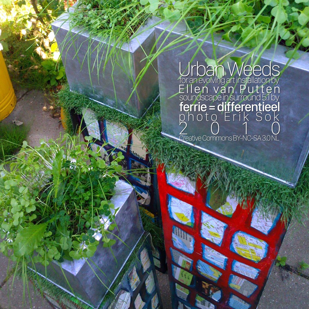 Urban Weeds cover