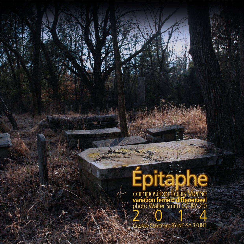 Epitaphe cover