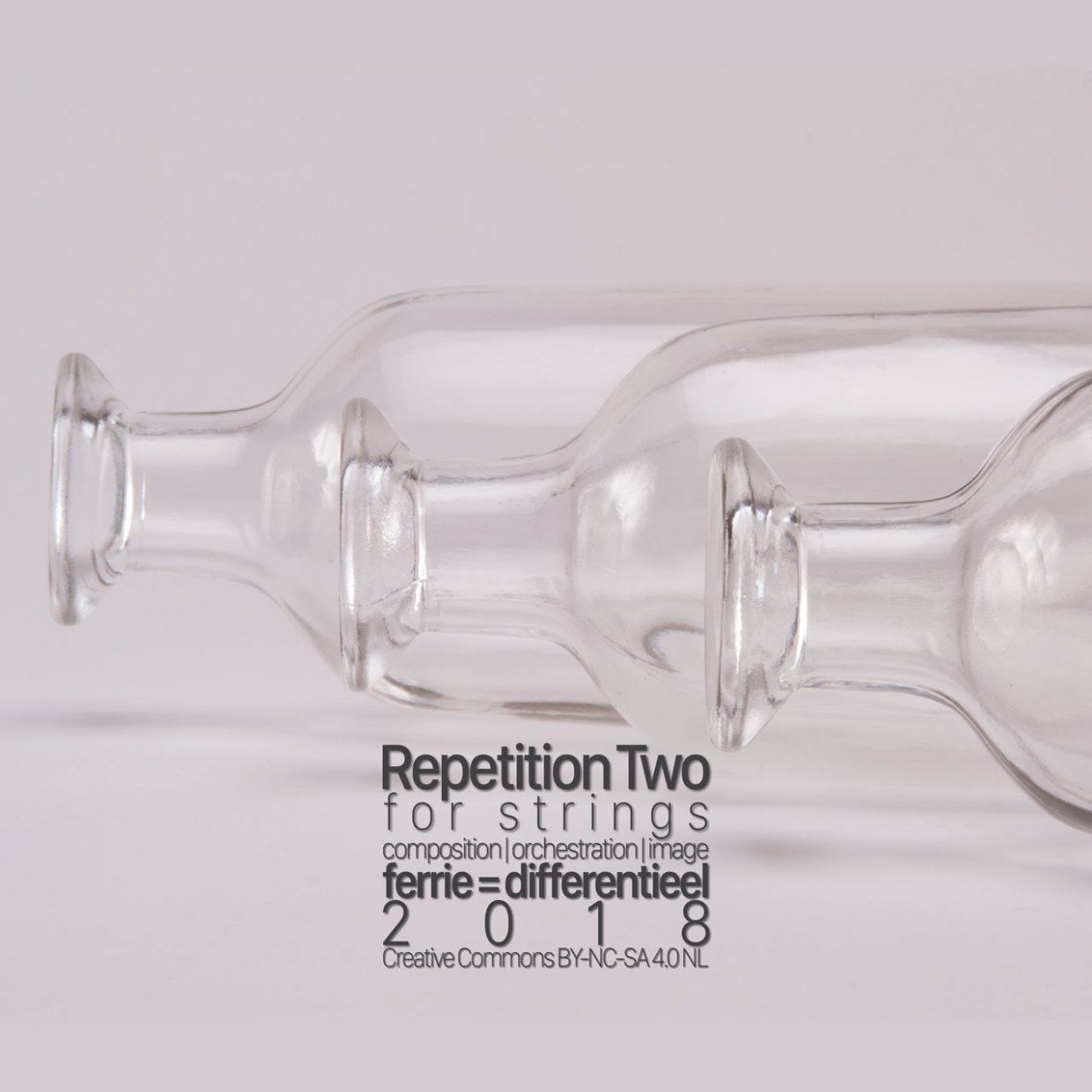 Repetition Two for Strings cover
