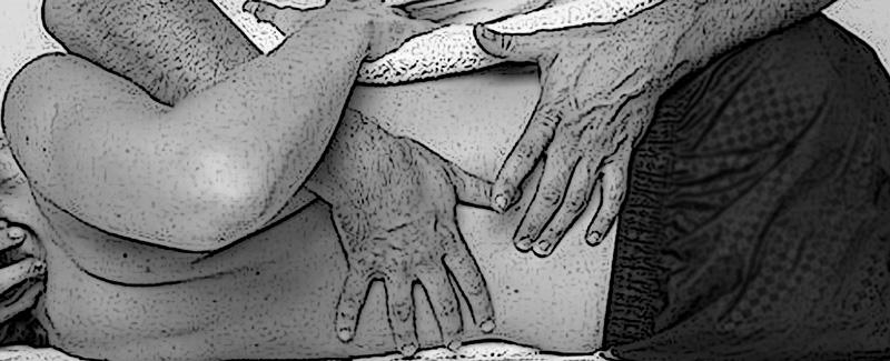 Les adultes et l'ostéopathe