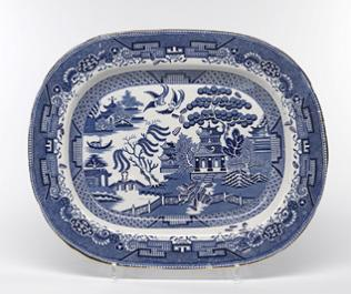 Scott's Cumbrian Blue(s) - A Willow for Ai Weiwei, Wen Tao, Liu Zhenggang, Zhang Jinsong, Hu Mingfen