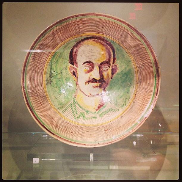 Henry Varnum Poor at Yale University art Gallery