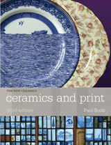 Paul Scott _Ceramics and Printbookcover