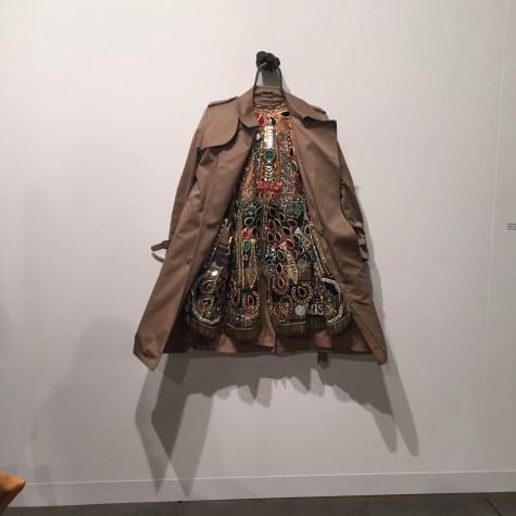 "ART BASEL MIAMI BEACH | Jack Shaiman | Nick Cave ""Hustle Coat"""
