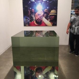 ART BASEL MIAMI BEACH | neugerriemschneider | Ai Weiwei, Crystal Cube, 2014
