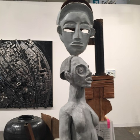 ART BASEL MIAMI BEACH | White Cube | Theaster Gates | Herbert Read and All THings Freed, 2014, Mixed Media