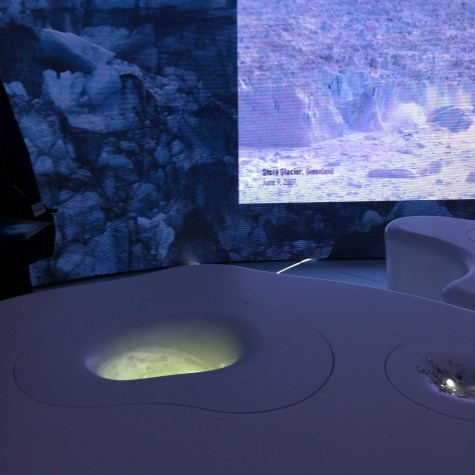 DESIGN MIAMI | Scene + Seen | Swarovski | Jeanne Gang | Thinning Ice