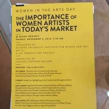 MIAMI PROJECT | The Importance of Women Artists in Today