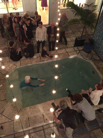 AQUA | Scene + Seen | Warhol Swimmer