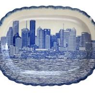 Paul Scott, Cumbrian Blue(s), New American Scenery, Houston (4), 2020