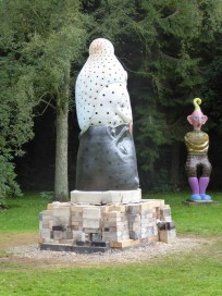 Sergei Isupov, Fire Sculpture
