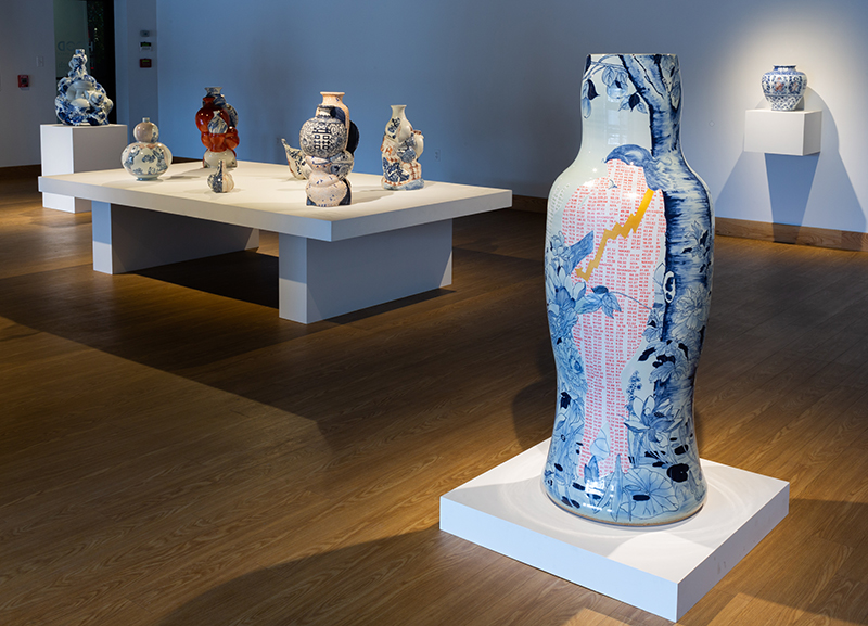 SIN-YING HO: PAST FORWARD on view at HOOD DOWNTOWN