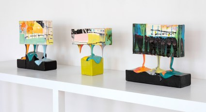 Ferrin Contemporary, LAUREN MABRY: Fused, 2019, Installation View