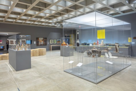 Earth Piece July 20, 2019- January 5, 2020 Everson Museum of Art, Syracuse, NY