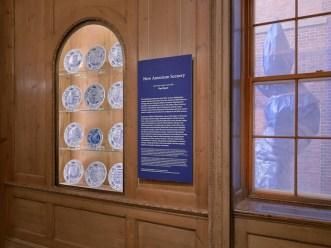 "Rhode School of Design Museum, Raid the Ice Box Now, Paul Scott, ""New American Scenery"" 2019, Installation view."