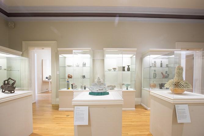 """Cool Clay: Recent Acquisitions of Contemporary Ceramics"", Crocker Art Museum, Sacramento, CA, July 21, 2019 - July 19, 2020"