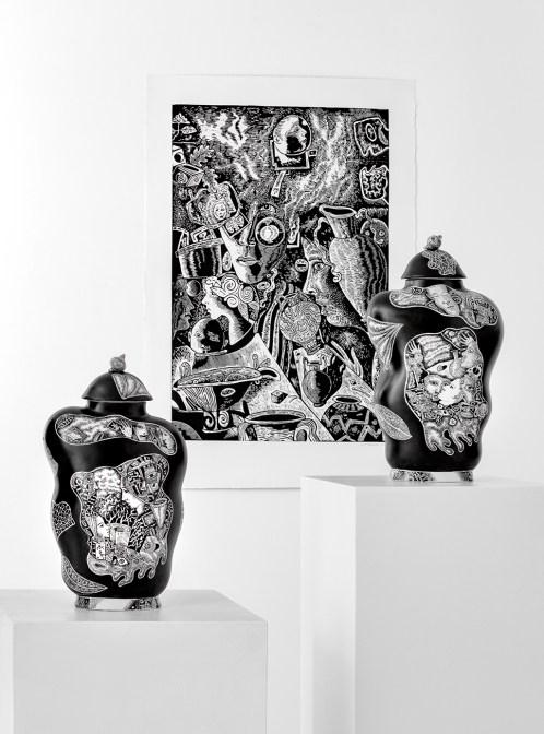 Ferrin Contemporary Kurt Weiser Insomnia Installation View 2019 12