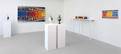 FERRIN CONTEMPORARY Peter Pincus Art In the Age of Influence Installation View 1 2020