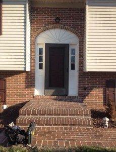 Delaware Door Installation Before