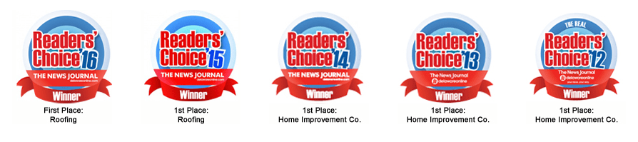 Ferris Home Improvements voted Best Contractor in Delaware