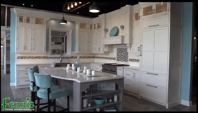 Ferris Home Improvements Showroom Kitchen