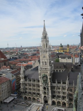 Munich, Germany, photo by Dan Ruland, used with permission by the Honors Program at Ferris State