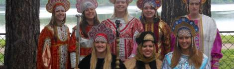 'Russian Royalty', Photo by Jacey Culross, used with permission by the Honors Program at Ferris State