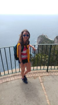 Madison in Italy. Courtesy of Ferris State University Honors Student, Madison Osgood.