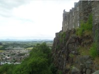 Stirling Castle. Photo by Kathryn Wilson, used with permission by the Honors Program at Ferris State