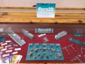 Expositor Ferro3D Encuentro Linares