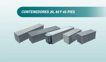 Contenedores Ferro3D