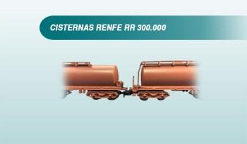 CISTERNAS RENFE RR 300.000 FERRO3D