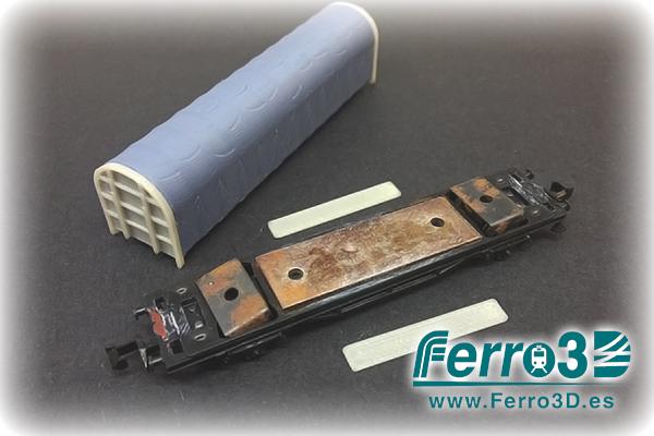 Plataformas KS Renfe Toldos Ferro3D