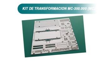 Plataforma MC2 en corte láser